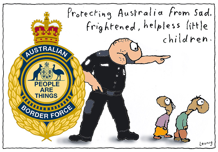 border force F