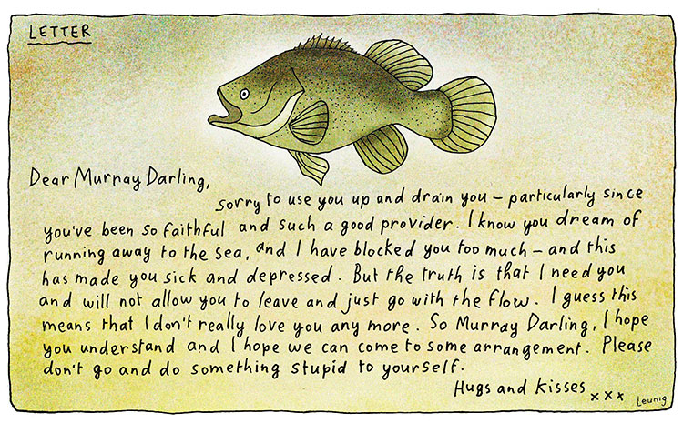 Murray Darling 2